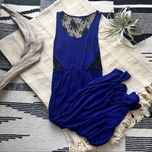 Lace maxi dress Forever 21